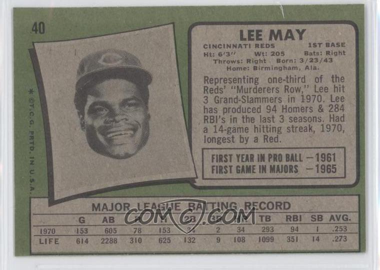 Lee-May